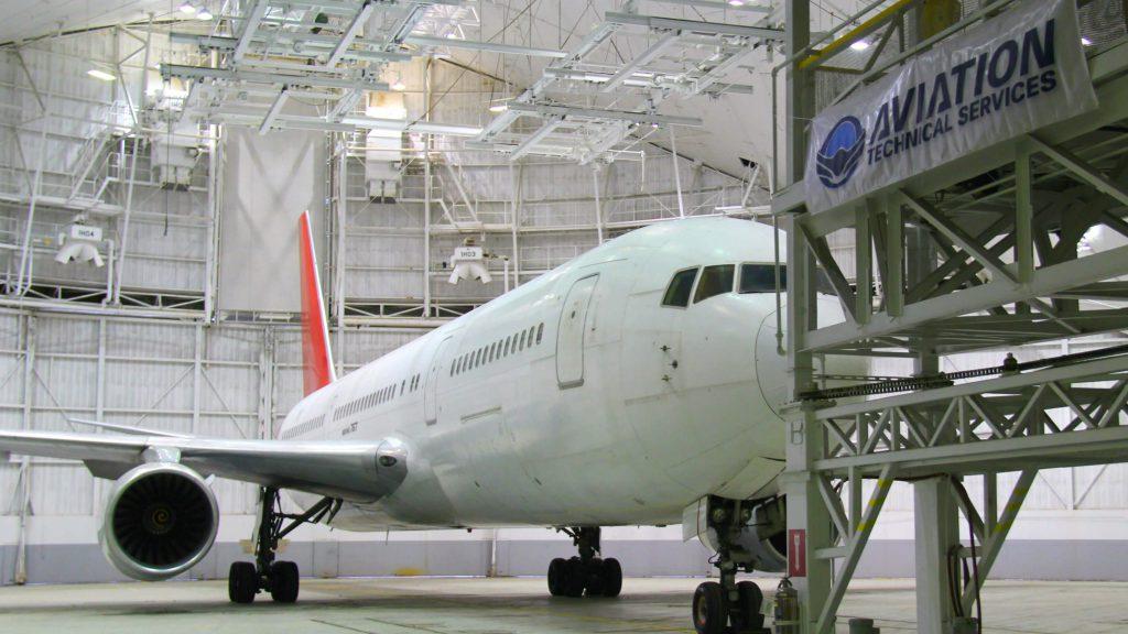 ATS Kansas City, MO hangar facility